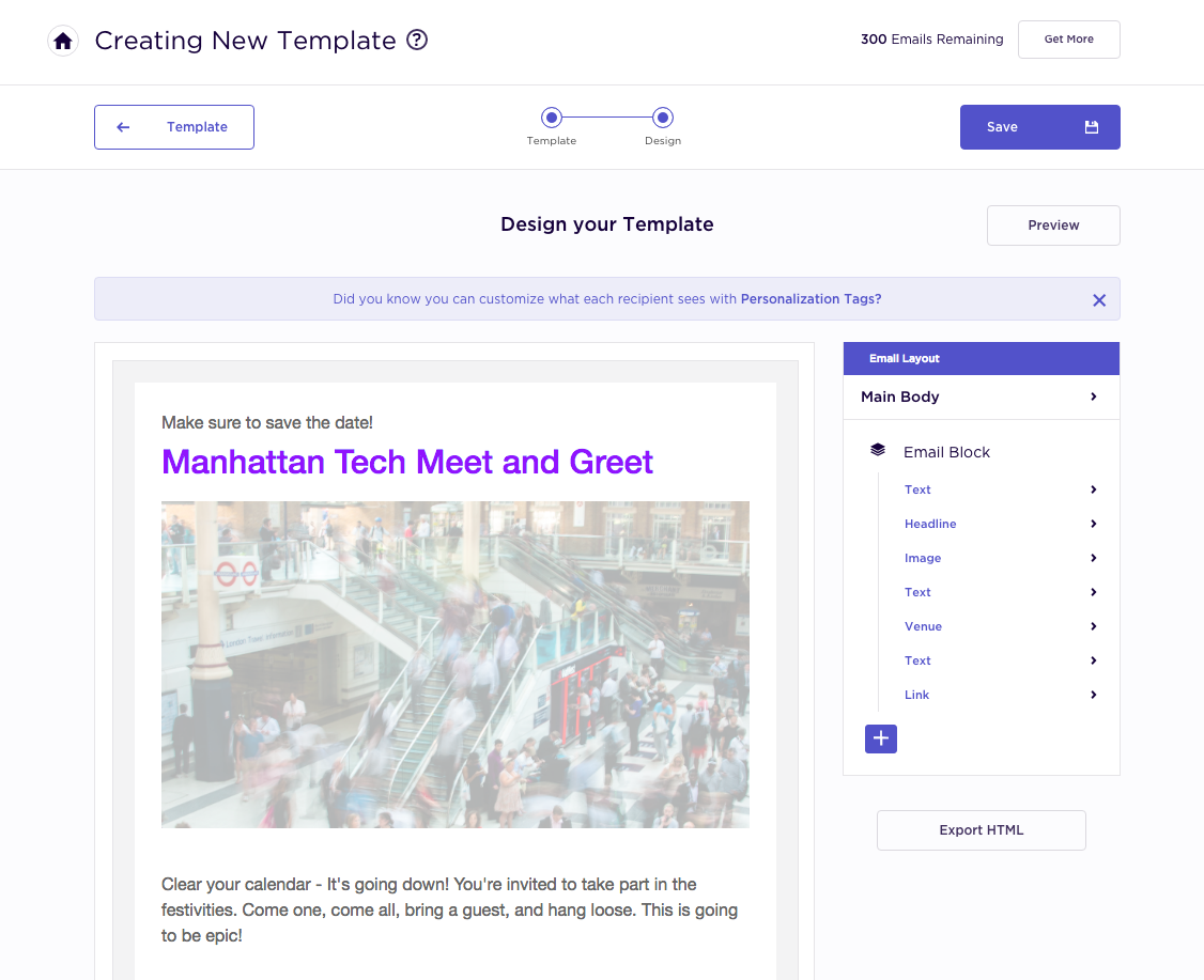 what are email templates